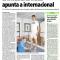 El lleidatà Estrada apunta a internacional